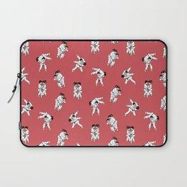 Judo - Red Laptop Sleeve