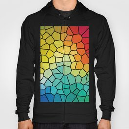 Super Cool Stained Glass Window Hoody