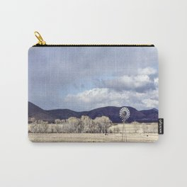 """Purple Hills Horizon"" by Murray Bolesta! Carry-All Pouch"