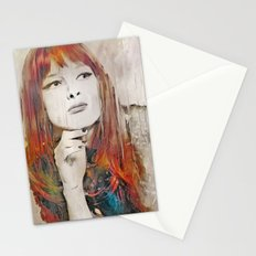 Maybe Portrait Stationery Cards