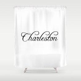Charleston Shower Curtain