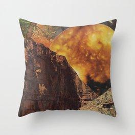 Saturnalia Throw Pillow