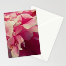 peeling petals, just like paint Stationery Cards