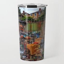 Menagerie of junk Travel Mug