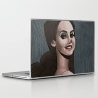 ultraviolence Laptop & iPad Skins featuring LDR  by MYLÈNE BRAGINA