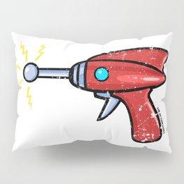 Ray Gun Pillow Sham