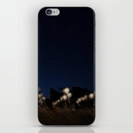 Archimedes' Field Reloaded no.2 iPhone Skin