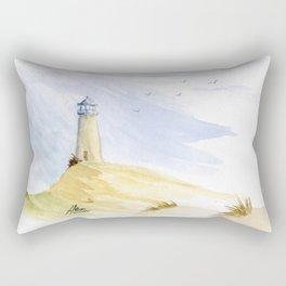 Lighthouse Impressions IV Rectangular Pillow
