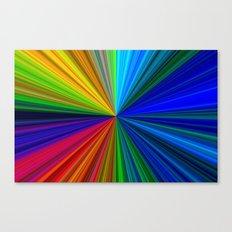 Colour Spectrum Canvas Print