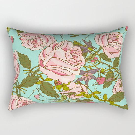 Beauty #society6 #decor #buyart Rectangular Pillow