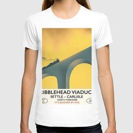 Ribblehead Viaduct Yorkshire T-shirt