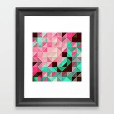 mynt chysyr Framed Art Print