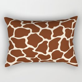 Giraffe pattern Rectangular Pillow