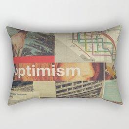 Optimism178 Rectangular Pillow