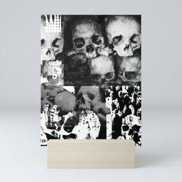 CATACOMBS - DIGITAL TEST PRINT 025 Mini Art Print