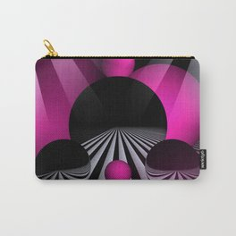 3D - abstraction -114- Carry-All Pouch