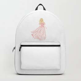 The Pink Dress Backpack