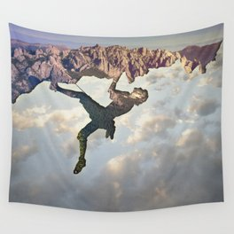 In the Sky Wall Tapestry