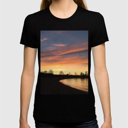 Sunset in Jerico T-shirt