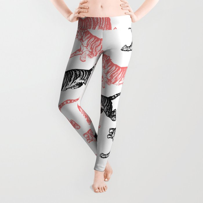Tiger 3 Leggings