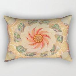 Manipura Rectangular Pillow