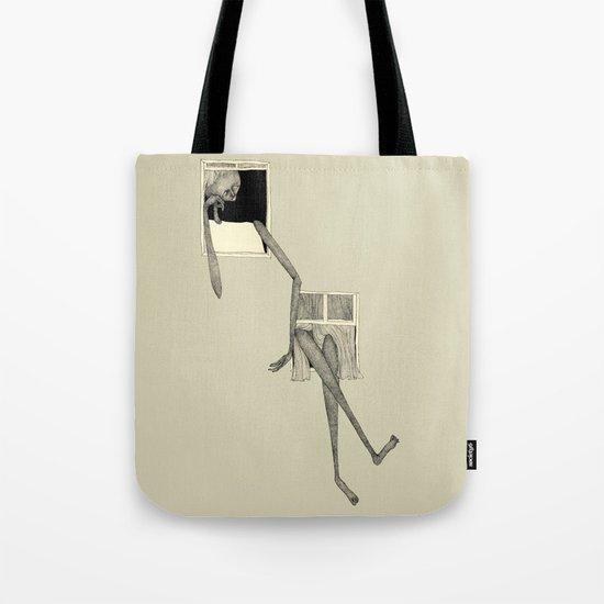 absent-minded Tote Bag