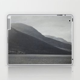 In the Shadows of Mountains Laptop & iPad Skin