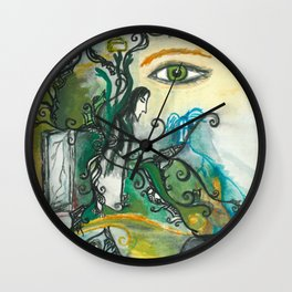 Soul of Snape Wall Clock
