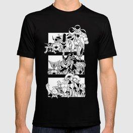 Best Villains T-shirt