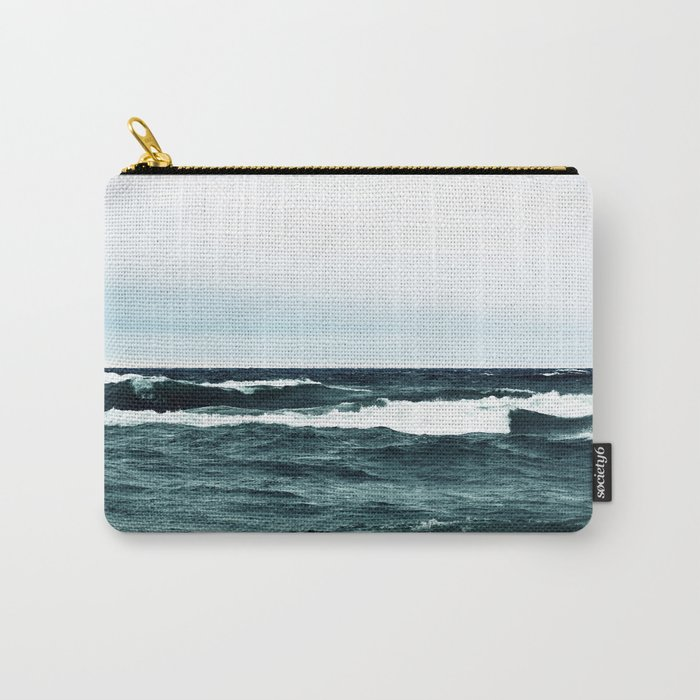 Turbulent Carry-All Pouch
