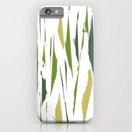 Green shades iPhone Case