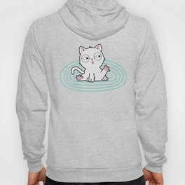 Kitty Bath Time Hoody