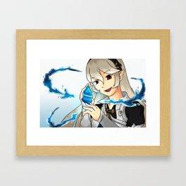 Female Corrin Framed Art Print