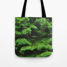 Greenery I Tote Bag