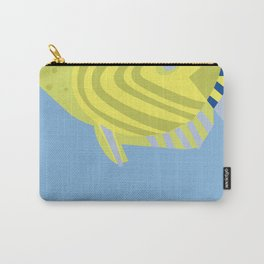 Swimming fish Carry-All Pouch