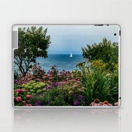 Sailing in the Garden Laptop & iPad Skin