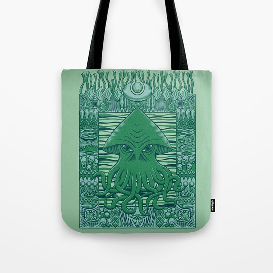 Dreamer in the Deep Tote Bag