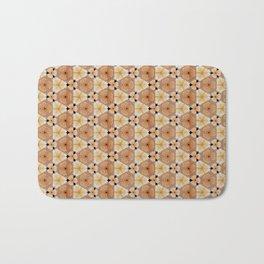 Sinless Ponce Pattern Bath Mat