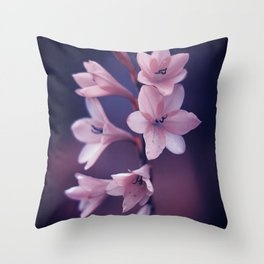 In youth spring Throw Pillow