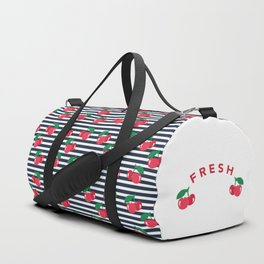 Fresh Cherry Duffle Bag