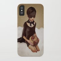 justin timberlake iPhone & iPod Cases featuring With Great Power by Ruben Ireland