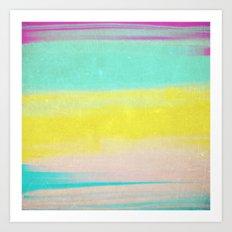 Skies The Limit II Art Print