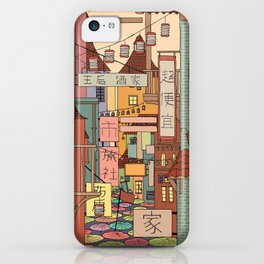 China Town iPhone Case