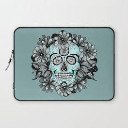 Blue Sugar Laptop Sleeve