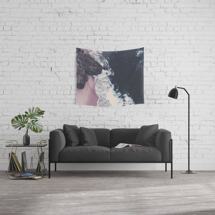 sea of love Wall Tapestry