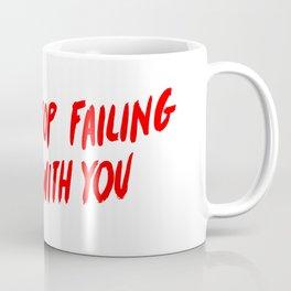 Failing Coffee Mug