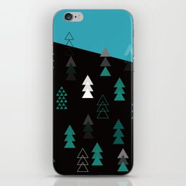 1000 triangles iPhone Skin