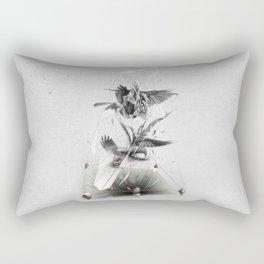 bird`s nest Rectangular Pillow