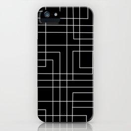 ABSTRACT GEOMETRIC VI iPhone Case
