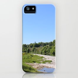 River Tweed Soctland iPhone Case